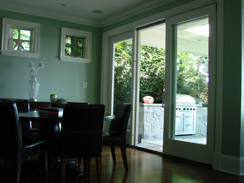 Unison Windows - Traditional Painted Residence