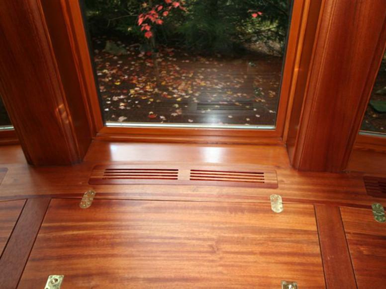 Unison Windows - Whistler Log Chalet