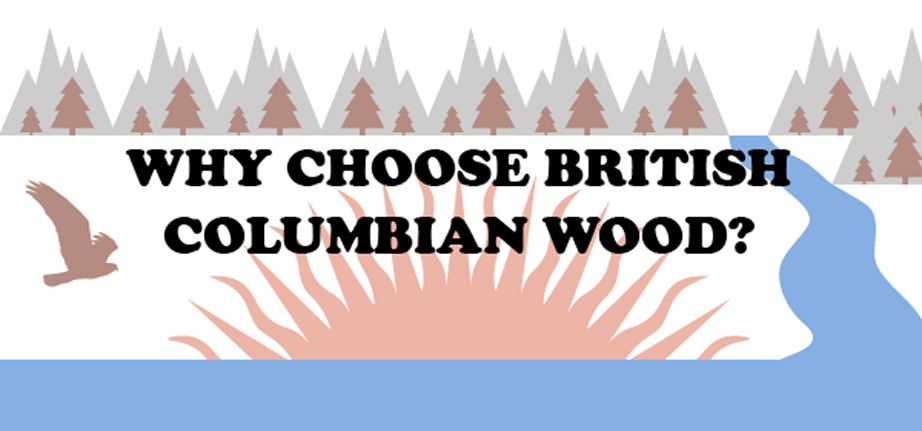 Unison Windows & Doors - Why Choose British Columbian Wood